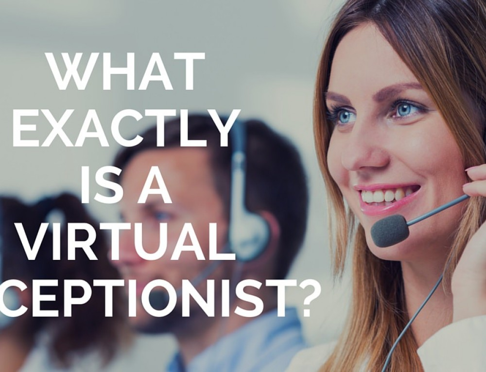 What Exactly is a Virtual Receptionist?