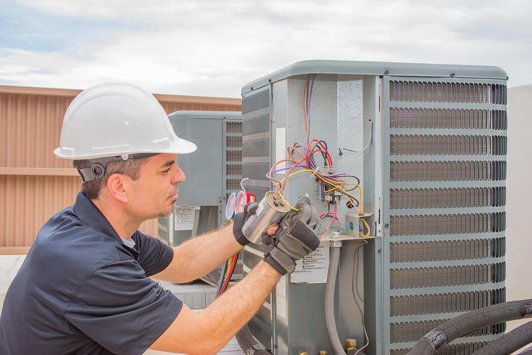 Call Answering for HVAC companies.